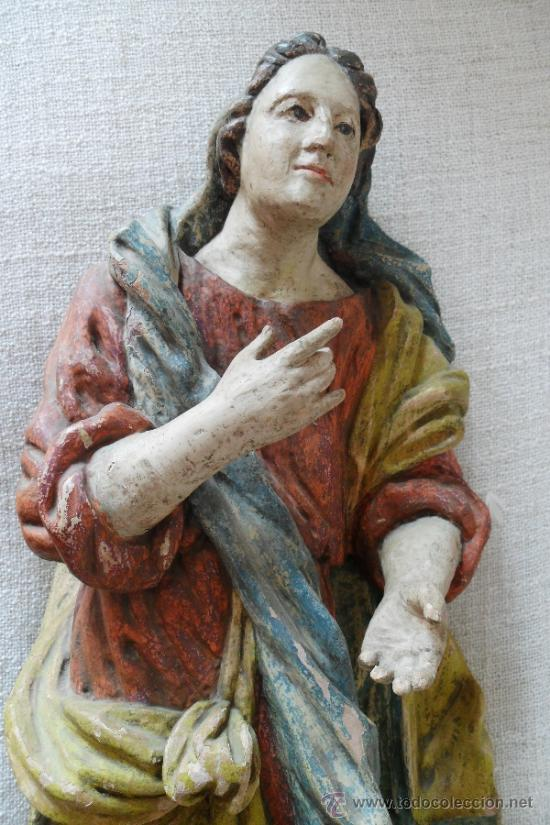 MARIA MAGDALENA SIGLOXVIII (Arte - Arte Religioso - Escultura)