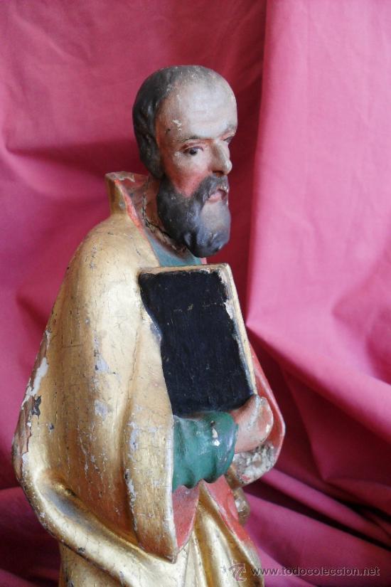 Arte: SAN PEDRO Y SAN PABLO SIGLO XVIII - Foto 8 - 30891013