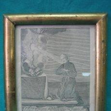 Arte: GRABADO 18X15´5 FIRMA IºA PEÑA FT. Lote 31299176