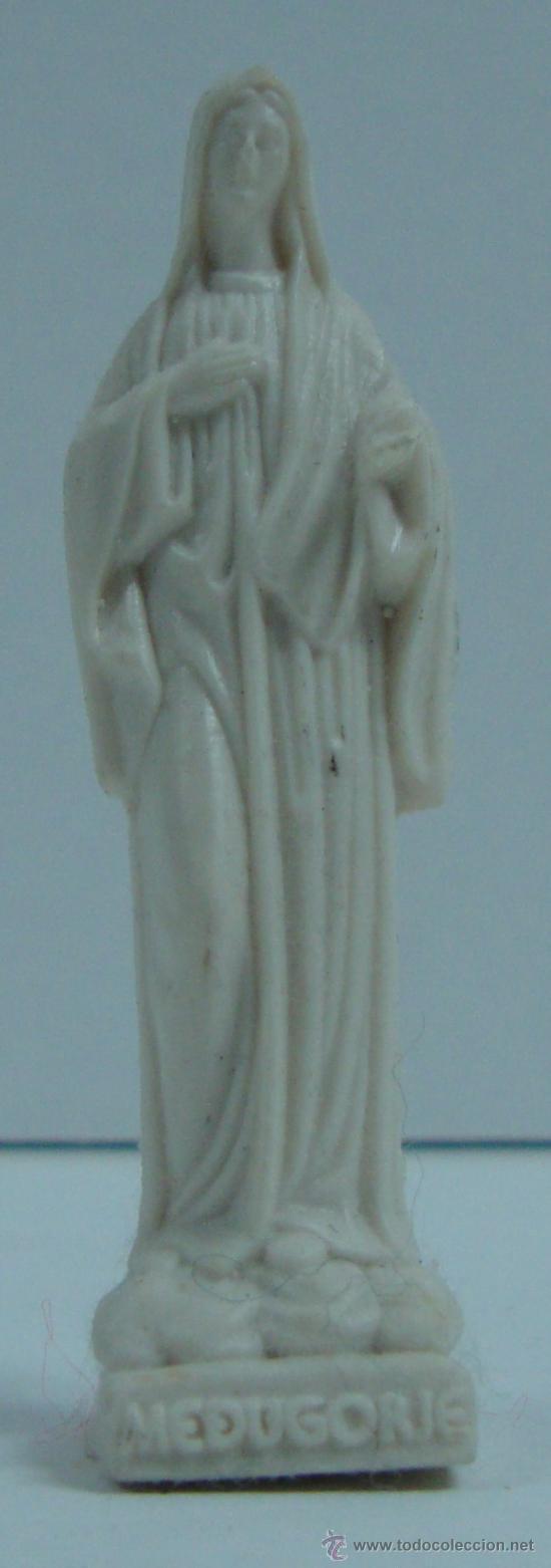 FIGURA RELIGIOSA SANTA (Arte - Arte Religioso - Escultura)