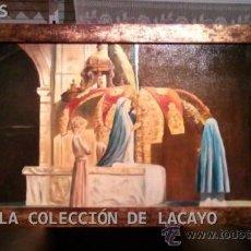 Arte: REPRESENTACION MISTERI D´ELX - ELCHE- ELIG OLEO SOBRE TABLET PINTURA 120 X 60 FIRMADO F.NAVARRO . Lote 31995805