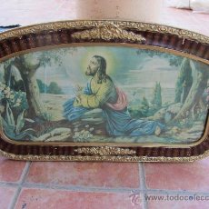 Arte: JESUS ORANTE EN EL HUERTO DE LOS OLIVOS.. Lote 32004607