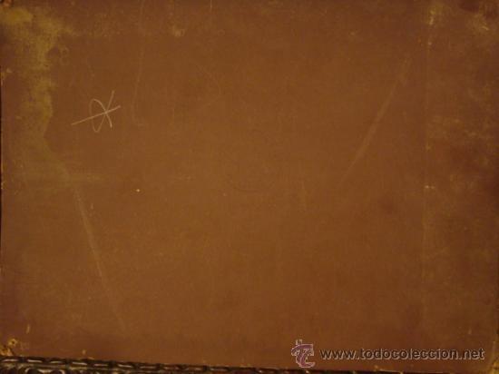 Arte: ANTIGUO Y MAGNIFICO pintura al OLEO CRISTO FIRMADO 1934 FEDERICO, 32 X 24 cm - Foto 7 - 32120879