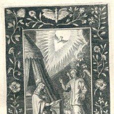 Arte: VIDA DE JESÚS. 19 GRABADOS DE P. GALLAYS, SIGLO XVIII, DE BELLA EJECUCIÓN Y . . Lote 32753987