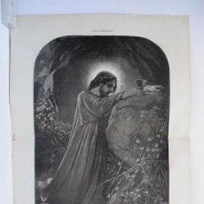 Arte: LA ORACIÓN EN EL HUERTO. Lote 32945102