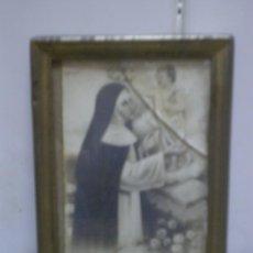 Arte: CUADRO PEQUEÑO VIRGEN. Lote 33519911