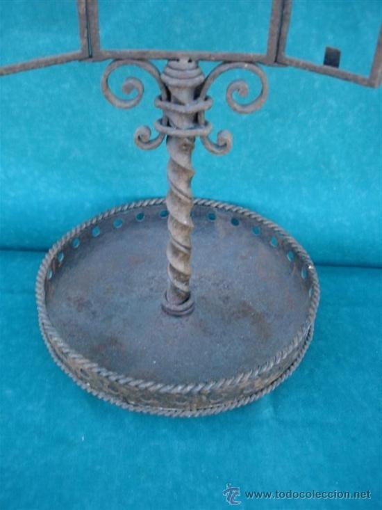 Arte: triptico de hierro de forja - Foto 2 - 33765565