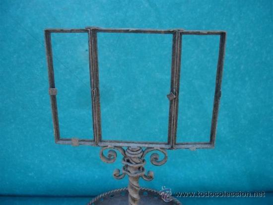 Arte: triptico de hierro de forja - Foto 4 - 33765565