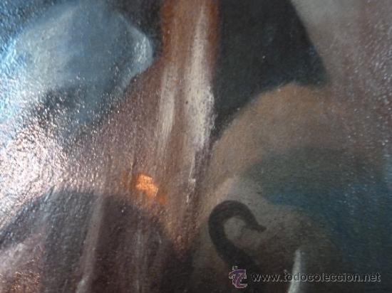 Arte: oleo sobre cobre virgen inmaculada - Foto 24 - 34645661