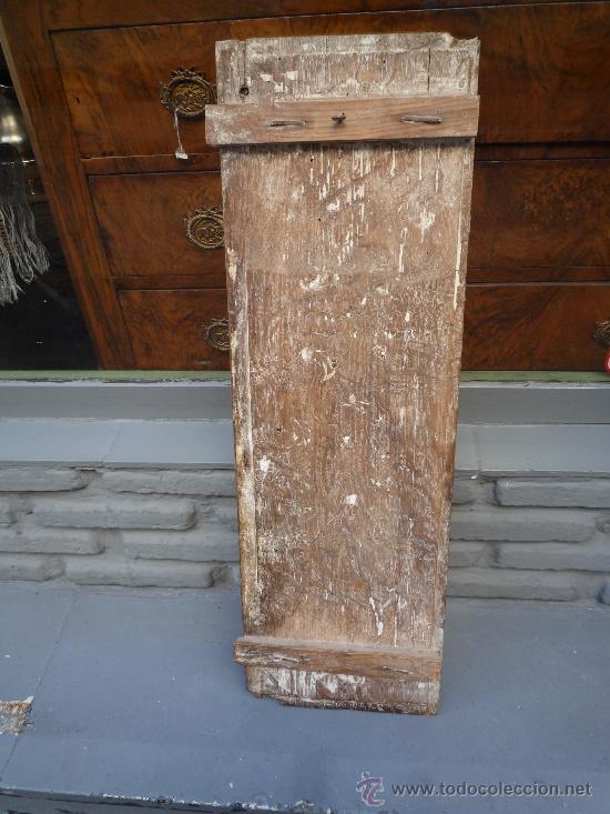 Arte: Tres tablas platerescas S. XVI, epoca Carlos V, talladas, piezas increibles, solo para entendios. - Foto 34 - 34650017