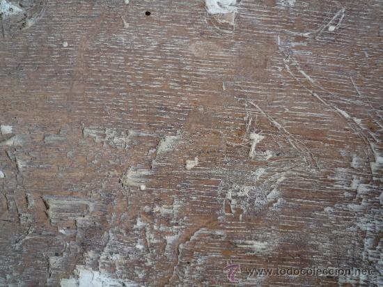 Arte: Tres tablas platerescas S. XVI, epoca Carlos V, talladas, piezas increibles, solo para entendios. - Foto 27 - 34650017