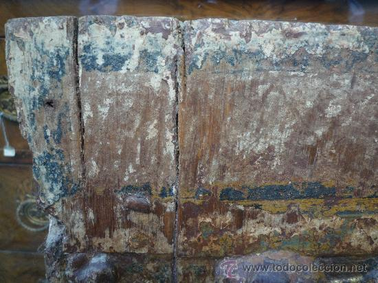 Arte: Tres tablas platerescas S. XVI, epoca Carlos V, talladas, piezas increibles, solo para entendios. - Foto 26 - 34650017