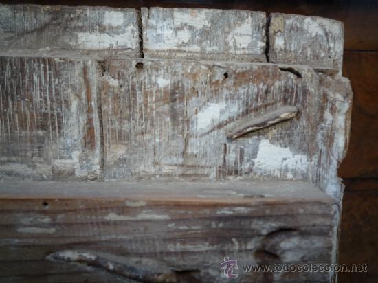 Arte: Tres tablas platerescas S. XVI, epoca Carlos V, talladas, piezas increibles, solo para entendios. - Foto 24 - 34650017