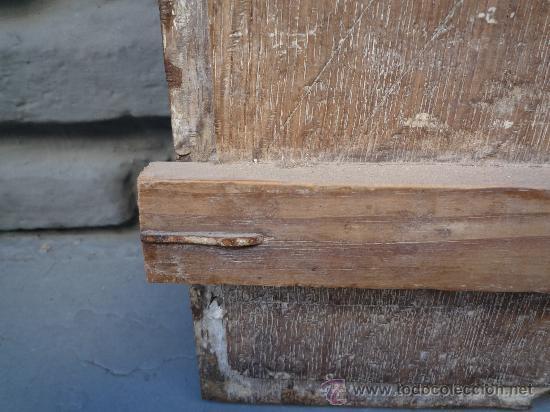 Arte: Tres tablas platerescas S. XVI, epoca Carlos V, talladas, piezas increibles, solo para entendios. - Foto 22 - 34650017