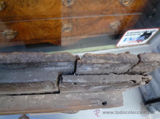 Arte: Tres tablas platerescas S. XVI, epoca Carlos V, talladas, piezas increibles, solo para entendios. - Foto 20 - 34650017