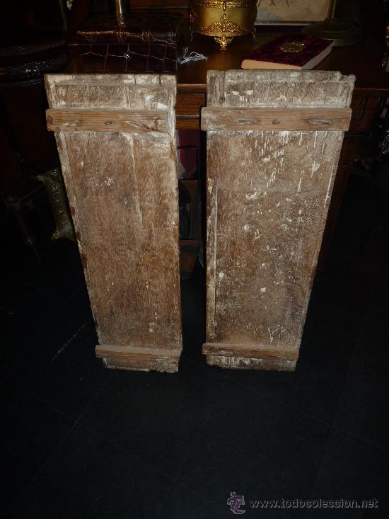 Arte: Tres tablas platerescas S. XVI, epoca Carlos V, talladas, piezas increibles, solo para entendios. - Foto 15 - 34650017