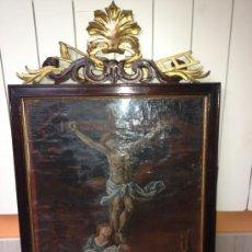 Arte: CUADRO RELIGIOSO S.XVIII. Lote 35344032