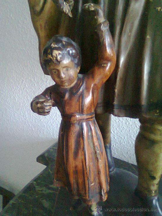Arte: San José y el Niño - Foto 3 - 35827458