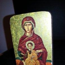 Arte: BONITO ICONO RELIGIOSO– 262. Lote 35971386