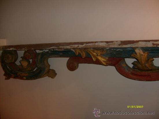 Arte: pareja laterales retablo - Foto 9 - 27227838