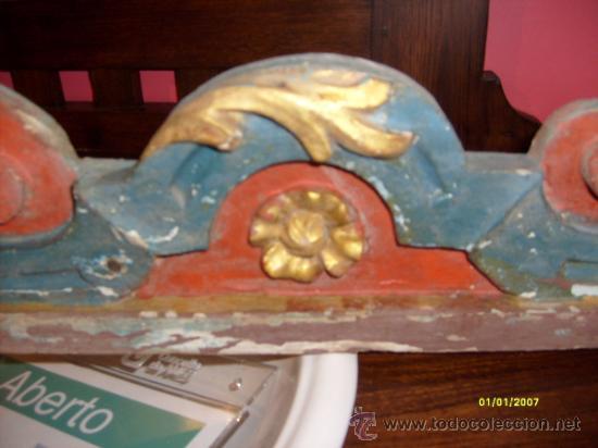 Arte: pareja laterales retablo - Foto 5 - 27227838