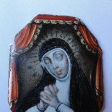 Arte: LA PALOMA VIRGEN DE ESMALTE. Lote 36296325