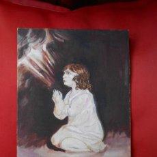 Arte: PINTURA RELIGIOSA AL ÓLEO. Lote 36335187