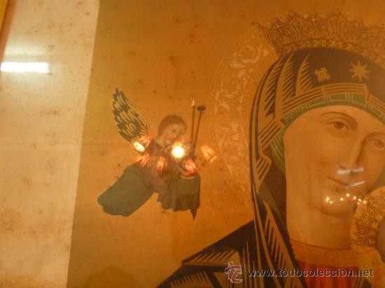 Arte: lamina santa maria de perpetuo socorro - Foto 9 - 37007408