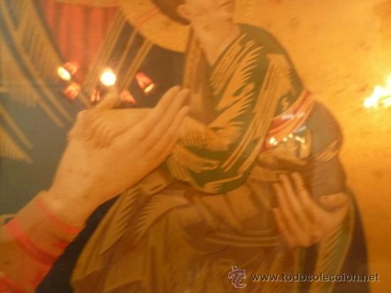 Arte: lamina santa maria de perpetuo socorro - Foto 7 - 37007408