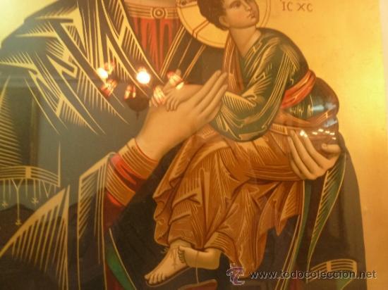 Arte: lamina santa maria de perpetuo socorro - Foto 10 - 37007298