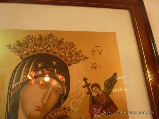 Arte: lamina santa maria de perpetuo socorro - Foto 7 - 37007298