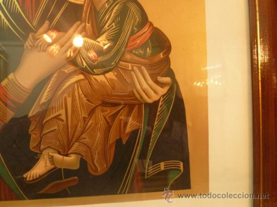 Arte: lamina santa maria de perpetuo socorro - Foto 6 - 37007298