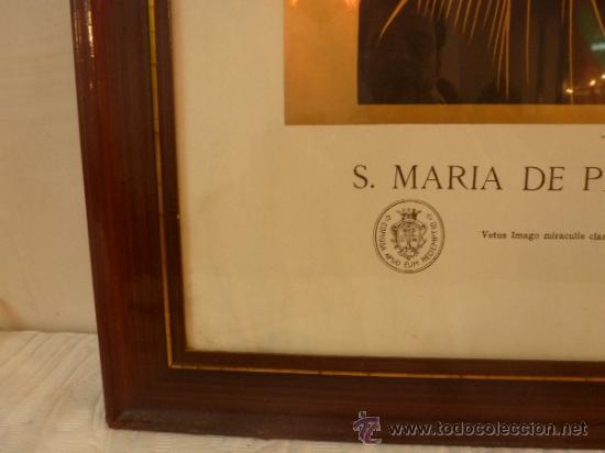 Arte: lamina santa maria de perpetuo socorro - Foto 4 - 37007298