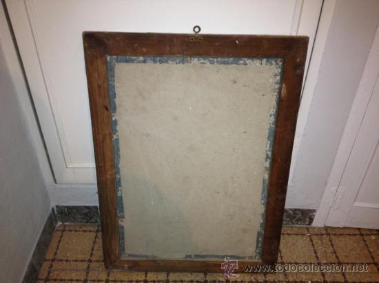 Arte: Parte trasera del marco original - Foto 9 - 37594116