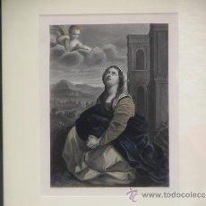 "Arte: ""SANTA CATALINA"". Lote 37772800"