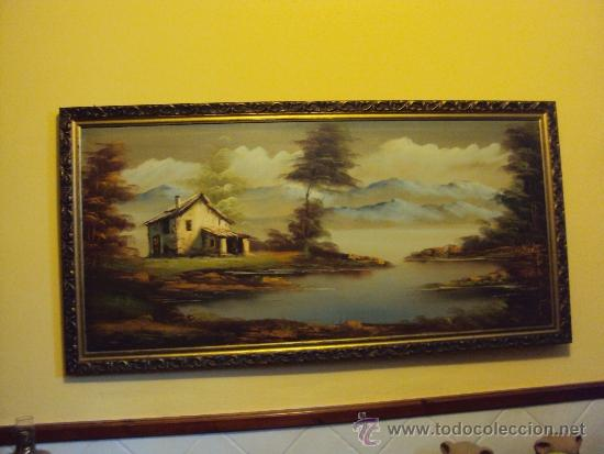 CUADRO ANTIGUO (Arte - Arte Religioso - Pintura Religiosa - Otros)