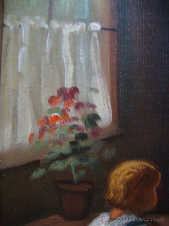 Arte: Oleo pintura flamenca siglo xix - Foto 3 - 38524235