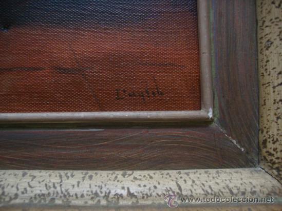 Arte: Oleo pintura flamenca siglo xix - Foto 4 - 38524235