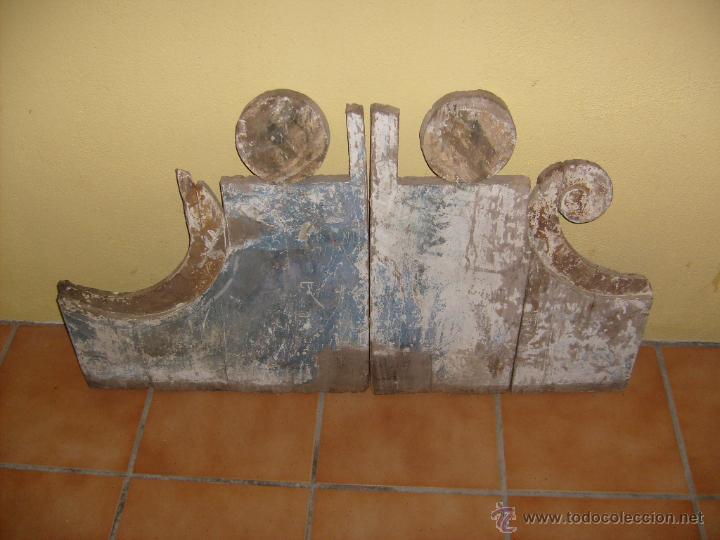 REMATE RETABLO (Arte - Arte Religioso - Retablos)
