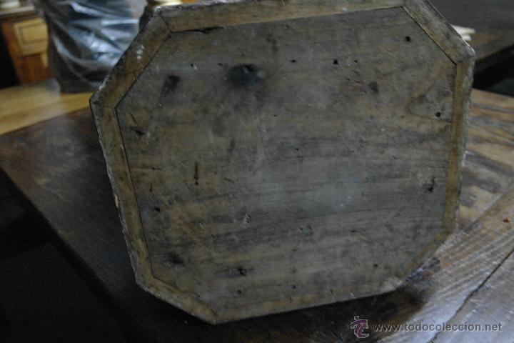 Arte: talla de santo tomas de aquino princios siglo xx - Foto 4 - 40480394