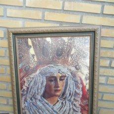 Arte: LITOGRAFIA RELIGIOSA CON MARCO . Lote 40690118