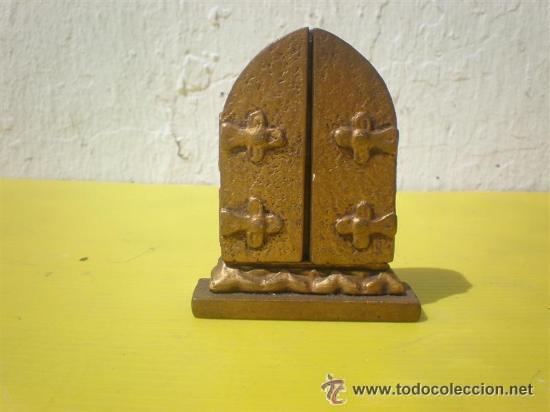Arte: pequeño triptico dorado - Foto 2 - 41384566