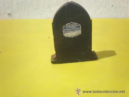 Arte: pequeño triptico dorado - Foto 3 - 41384566