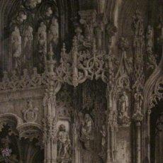 Arte: LITOGRAFIA RELIGIOSA GP DE VILLAAMIL SIGLO XIX. Lote 41389612