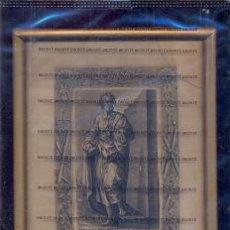 Arte: GRABADO ORIGINAL DEL SIGLO XVIII PROCEDENTE DE UNA BIBLIA. Lote 41725235