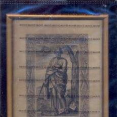 Arte: GRABADO ORIGINAL DEL SIGLO XVIII PROCEDENTE DE UNA BIBLIA. Lote 41725252