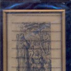 Arte: GRABADO ORIGINAL DEL SIGLO XVIII PROCEDENTE DE UNA BIBLIA. Lote 41725383