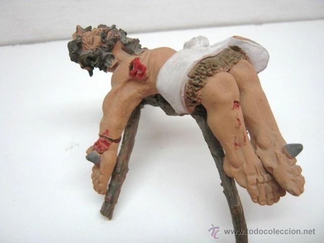 Arte: Original escultura Cristo terracota policromada - Foto 2 - 41762814