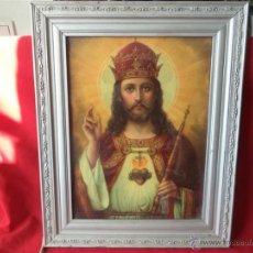 Arte: LAMINA ANTIGUA RELIGIOSA. Lote 42520847