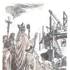 Arte: SANT OT, BISBE D'URGELL - AIGUAFORT D'ALEXANDRE COLL. Lote 42598877